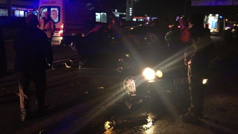 Son dakika... Ankara-İstanbul yolunda korkunç kaza! 6 yaralı