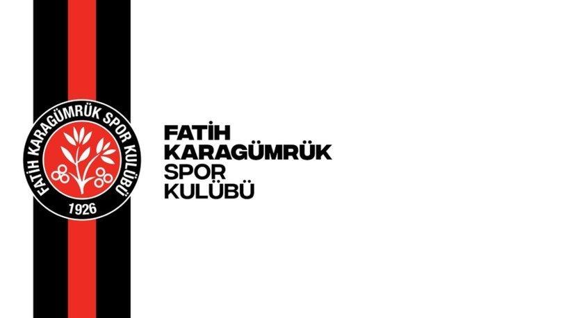 Fatih Karagümrük'ten Fatih Kuruçuk açıklaması