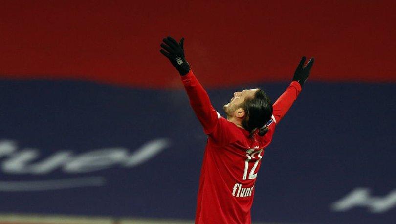 Lille, Yusuf Yazıcı'nın golüyle Ligue 1'de liderliğe yükseldi