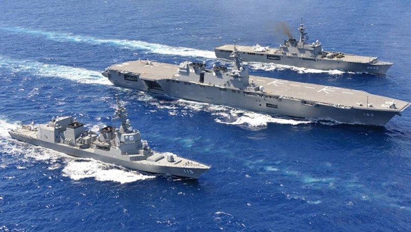 Japonya'nın, Çin'in sahil güvenliğine vurma yetkisi vermesi nedeniyle alarma geçtiği iddia edildi