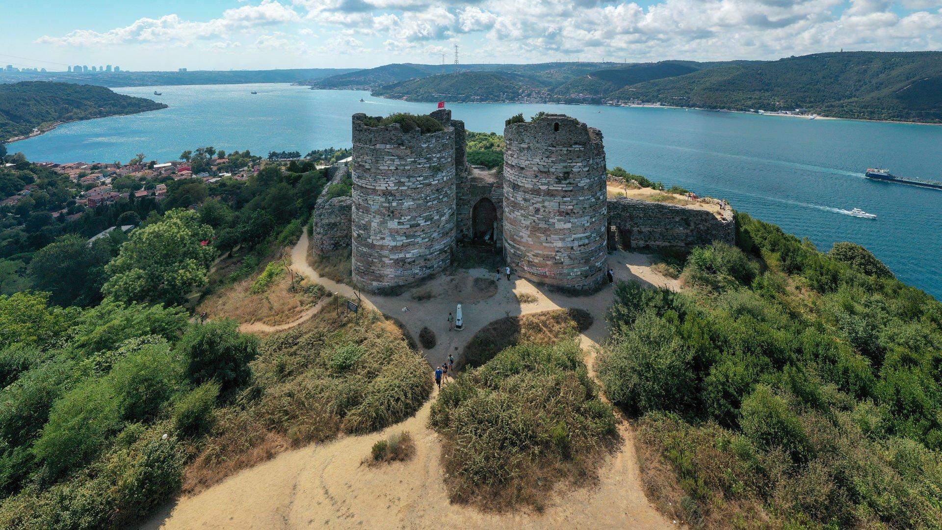 Kültürel ve doğal miraslarımız XIV (Ceneviz Ticaret Yolu'nda Akdeniz'den Karadeniz'e Kadar Kale ve Surlu Yer