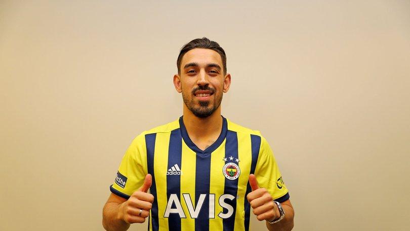 GELDİ| Son dakika: İrfan Can Kahveci Fenerbahçe'de! Bonservisi ve foroma numarası