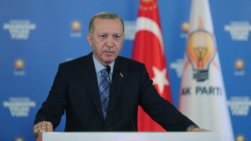 Son dakika: Cumhurbaşkanı Erdoğan'dan CHP'ye tepki: Siyasi arsızlık - Haber
