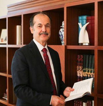 Yunus Emre Enstitüsü Başkanı Prof. Dr. Şeref Ateş, Habertürk