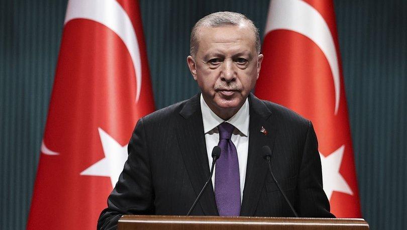 YENİ ANAYASAYA| Son dakika: Cumhurbaşkanı Erdoğan'dan yeni anayasa mesajı!
