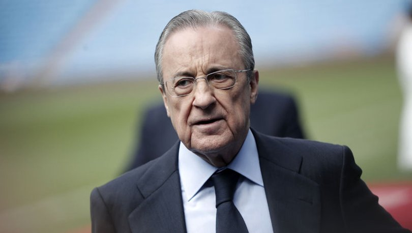 Real Madrid Kulübü Başkanı Perez, koronavirüse yakalandı