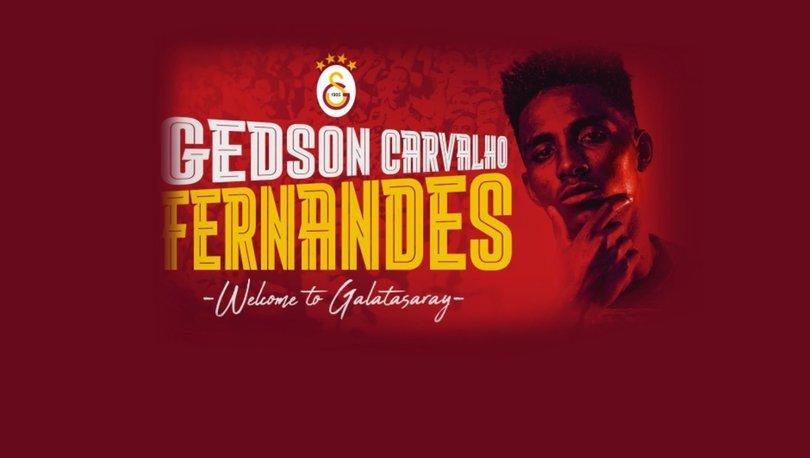 Gedson Fernandes'in testleri negatif çıktı! Galatasaray'dan son dakika açıklaması!