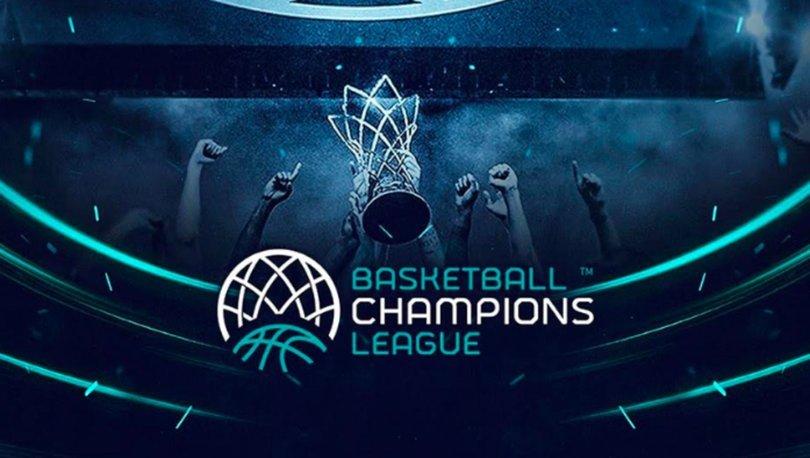 FIBA Şampiyonlar Ligi'nde play-off grupları belirlendi