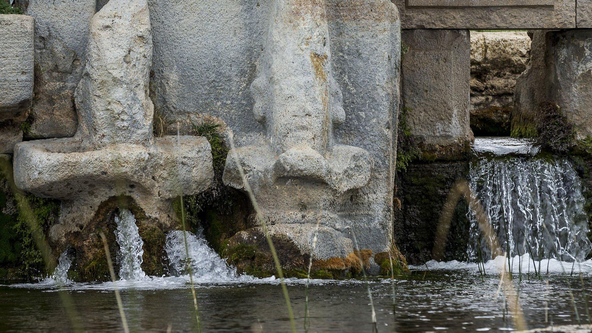 Kültürel ve doğal miraslarımız XVII (Eflatunpınar: Hitit Su Anıtı)