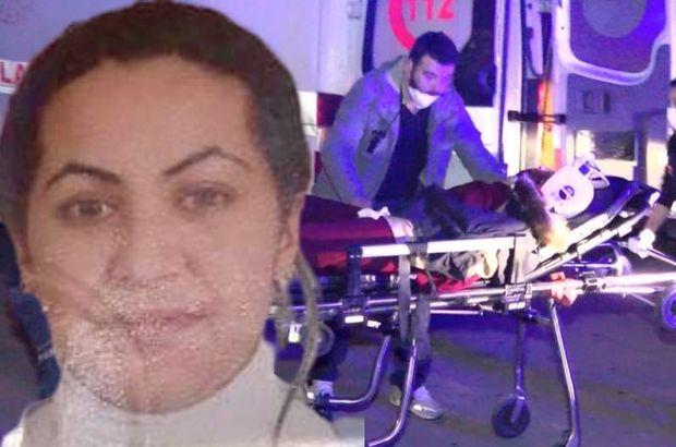Tartıştığı kocası sokakta kurşun yağdırdı