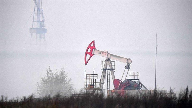 Brent petrolün varili 58,87 dolar