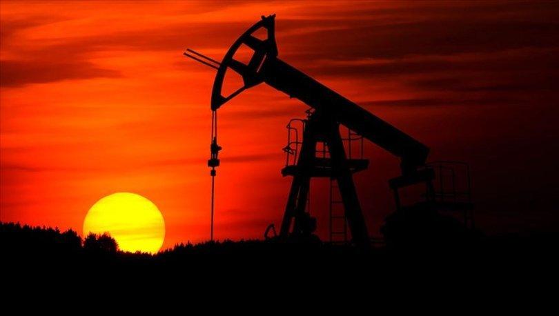 Brent petrolün varili 59,18 dolar