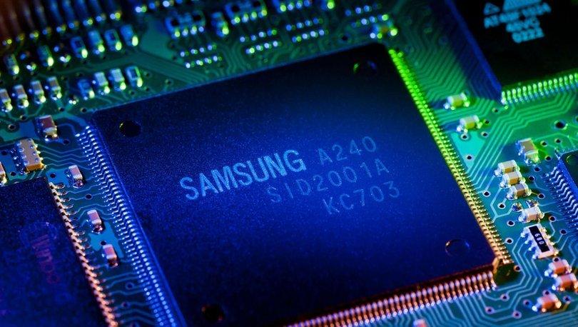 Samsung'dan ABD'ye dev 'çip' yatırımı