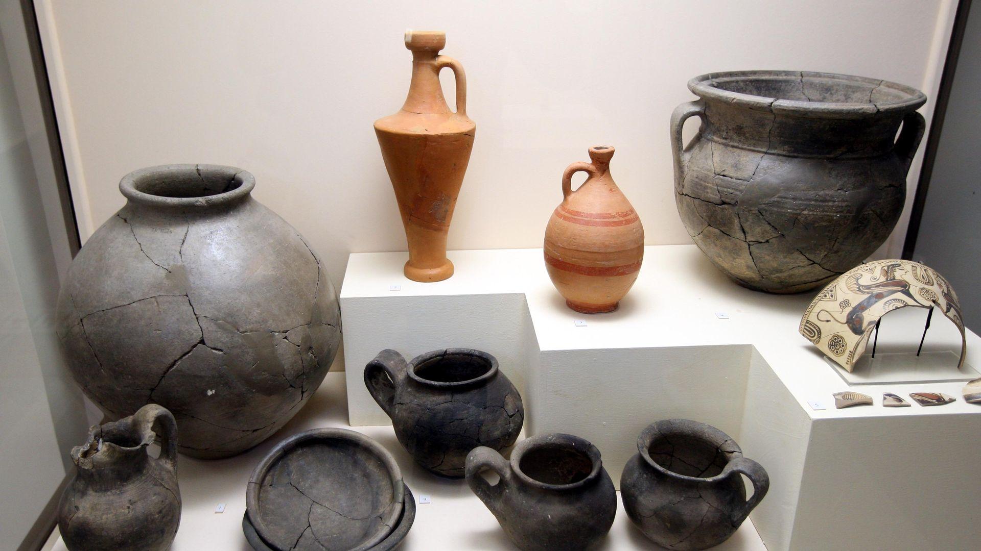 Kültürel ve doğal miraslarımız XIX (Gordion)