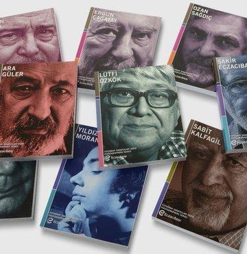 Konsept ve tasarımı Bülent Erkmen'e ait olan ve editörlüğünü Merih Akoğul'un üstlendiği Eczacıbaşı Fotoğraf Sanatçıları Dizisi'nin on birinci kitabı Lütfi Özkök retrospektifi kitapçılarda yerini aldı.