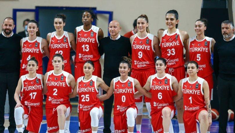Potanın Perileri, FIBA 2021 Kadınlar Avrupa Şampiyonası´na katılma hakkı kazandı