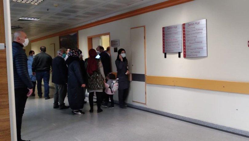 Son dakika: Hastanede dehşet! Doktora oraklı saldırdı! - Haberler