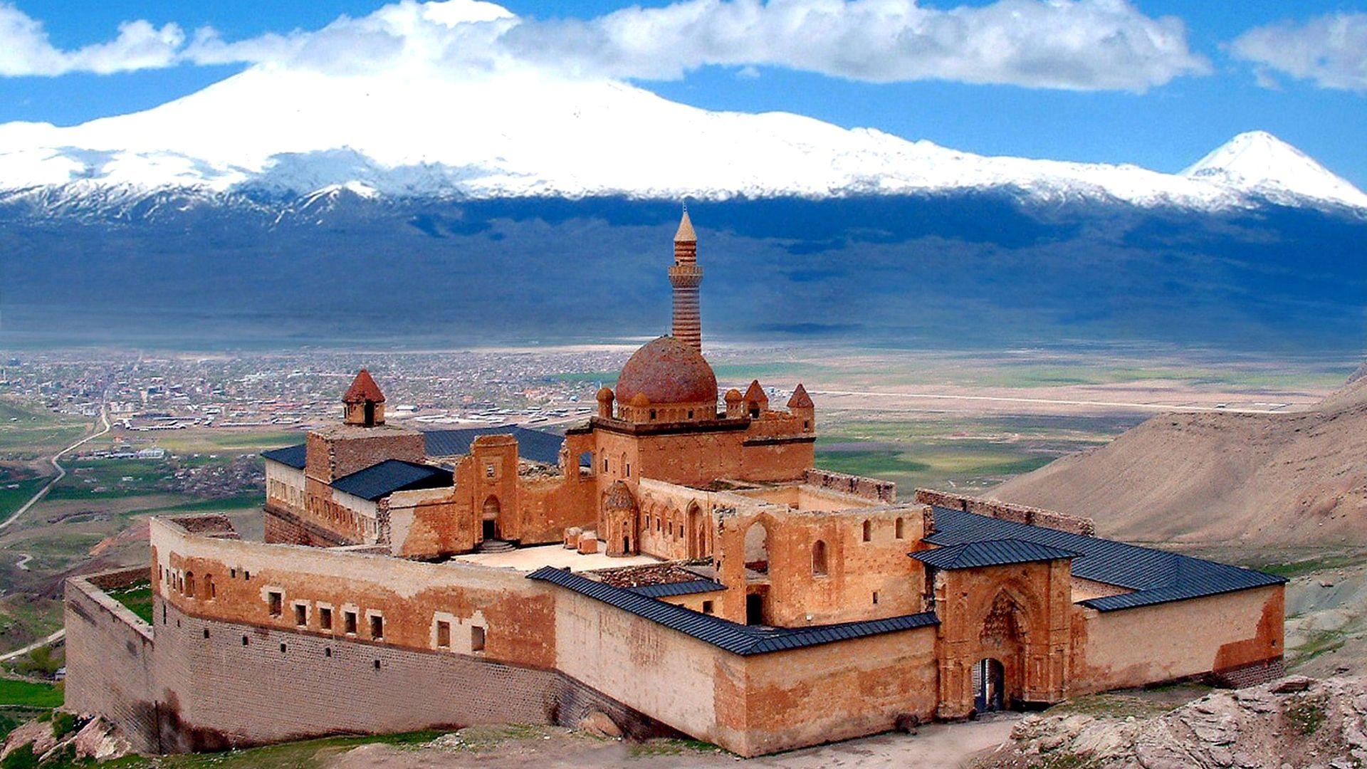 Kültürel ve doğal miraslarımız XXII (İshak Paşa Sarayı)