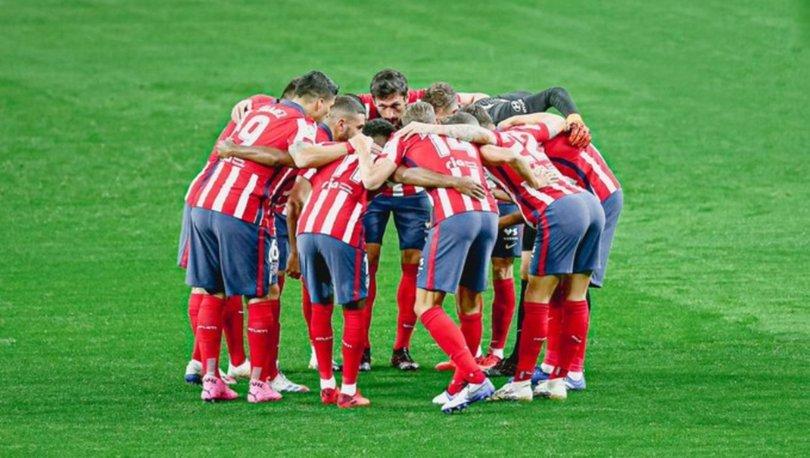 Atletico Madrid'de Lemar ve Herrera'nın Kovid-19 testleri pozitif çıktı