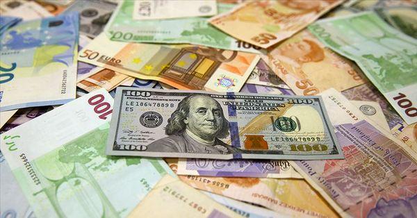 İşte yabancı paraların değerleme kurları
