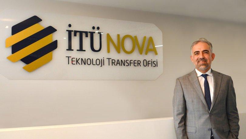 İTÜNOVA TTO'da yeni genel müdür