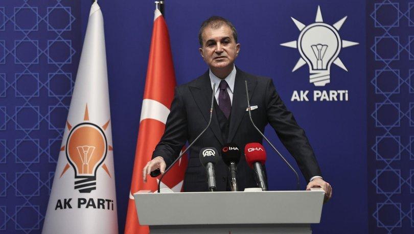 Son dakika haberi AK Parti Sözcüsü Çelik'ten 'Boğaziçi' açıklaması   Gündem  Haberleri