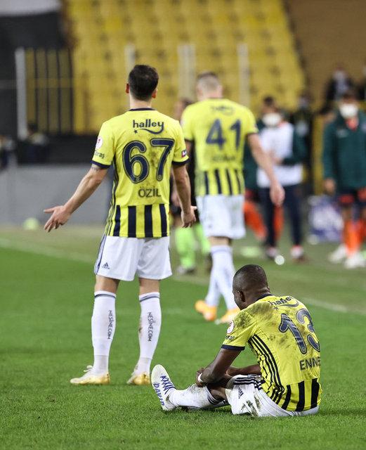 Fenerbahçe Başakşehir MAÇ yorumları! Son dakika Fenerbahçe haberleri...