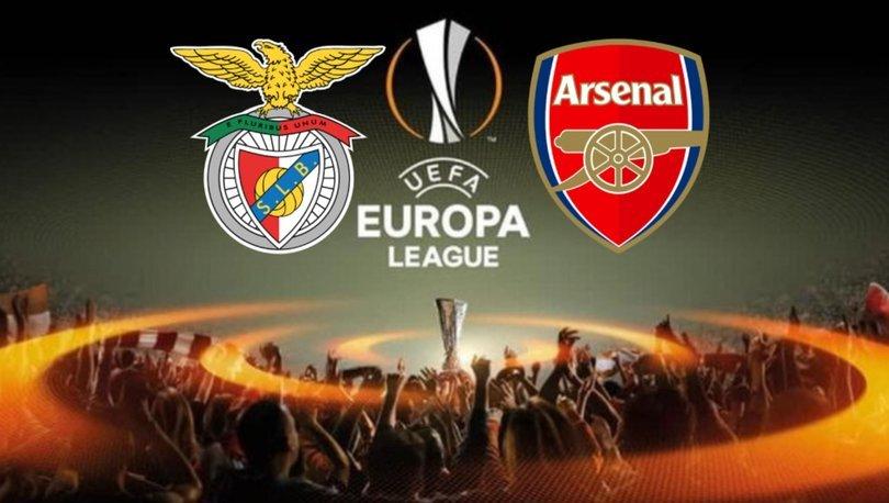 UEFA Avrupa Ligi'nde Benfica ile Arsenal arasındaki maçlar tarafsız sahalarda oynanacak