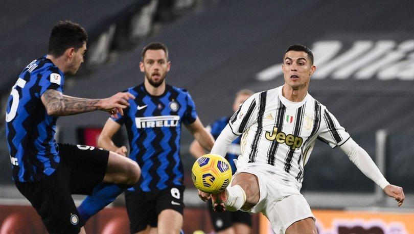 Juventus: 0 - Inter: 0 MAÇ SONUCU