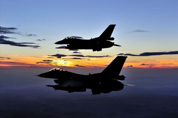 """Kuzey Irak'a """"Pençe Kartal-2 Harekatı"""" düzenlendi!"""
