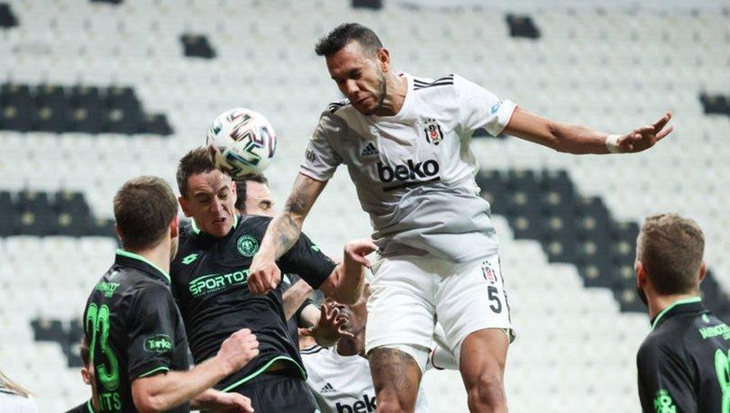 Beşiktaş, kupada tur için Konyaspor karşısında
