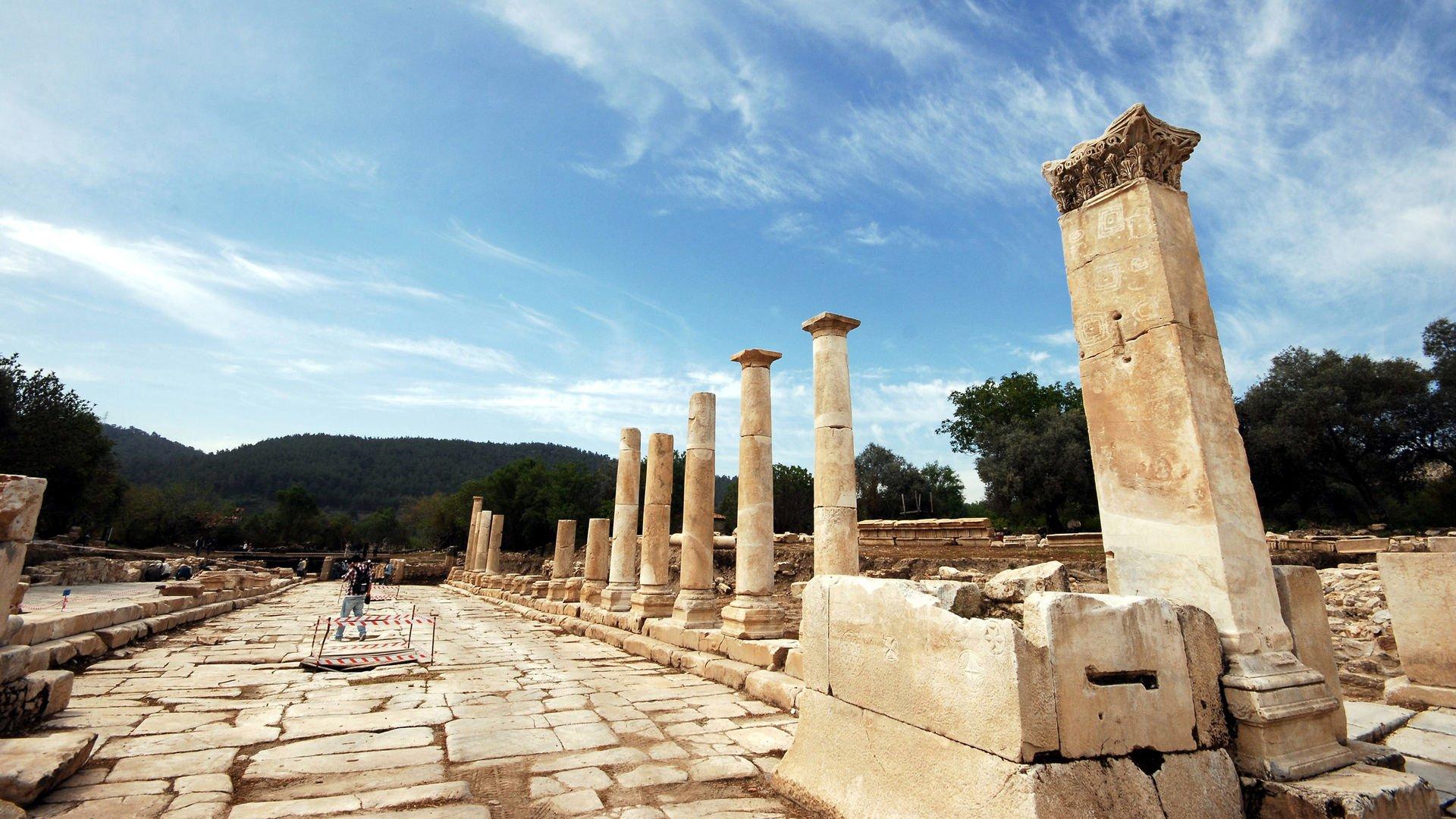 Kültürel ve doğal miraslarımız XXIV (Kaunos)