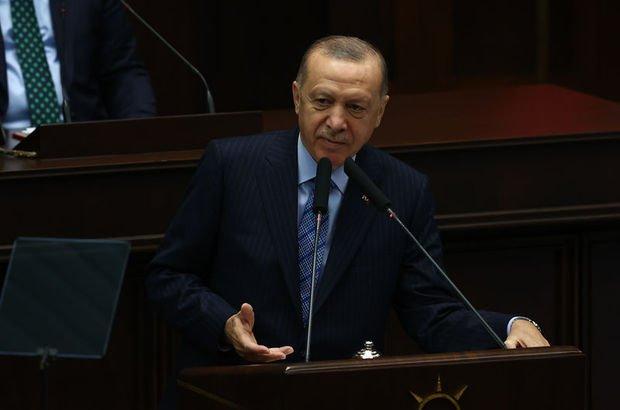Cumhurbaşkanı Erdoğan'dan Anayasa mesajı
