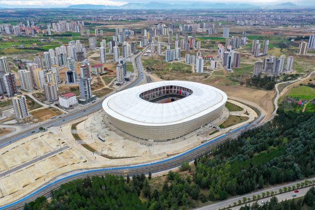 Adana 33 bin kişilik yeni stadına kavuşuyor