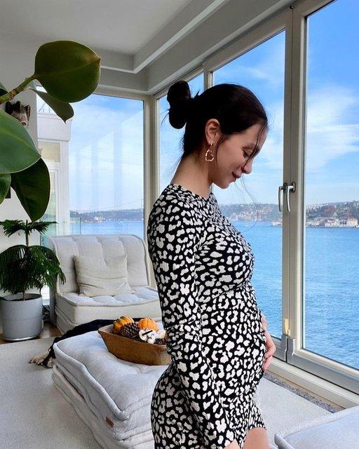 Son dakika: Cemre Kemer'in bebeği göründü - İşte fotoğraflar