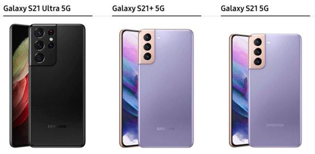 Samsung Galaxy S21, S21+, S21 Ultra 5G Türkiye'de satışta! İşte Samsung Galaxy S21, S21+, S21 Ultra 5G fiyatı...