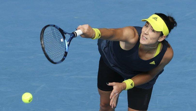Osaka ve Williams, Avustralya Açık'ta çeyrek finale çıktı