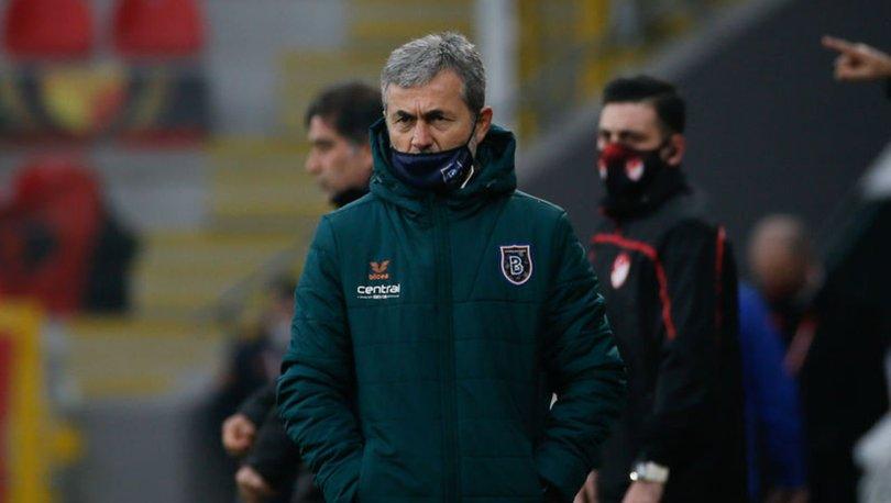Aykut Kocaman: Başakşehir takımı gerçeklerle yüzleşmek zorunda