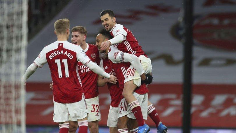 Arsenal: 4 - Leeds United: 2 MAÇ SONUCU