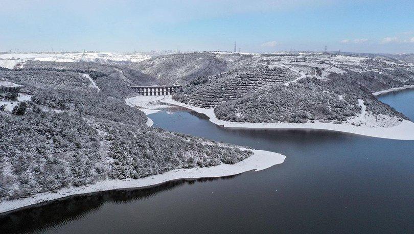 İstanbul baraj doluluk oranı: İstanbul barajları doluluk oranları 2021 son dakika İSKİ verileri