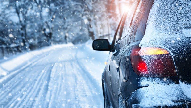 Karda nasıl araba kullanılır? Bunlara dikkat edin - SON DAKİKA haberler