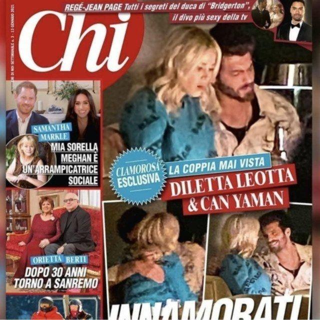 Diletta Leotta-Can Yaman çiftinden SON DAKİKA fotoğraf - Magazin haberleri