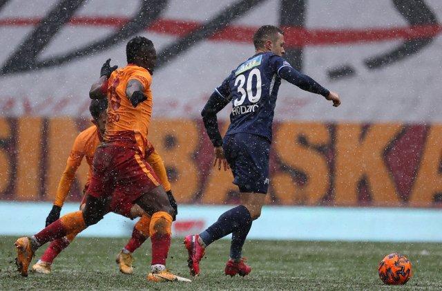 Galatasaray - Kasımpaşa maçının yazar yorumları