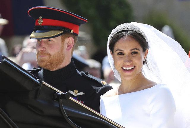 Meghan Markle ve Prens Harry ikinci çocuklarını bekliyor