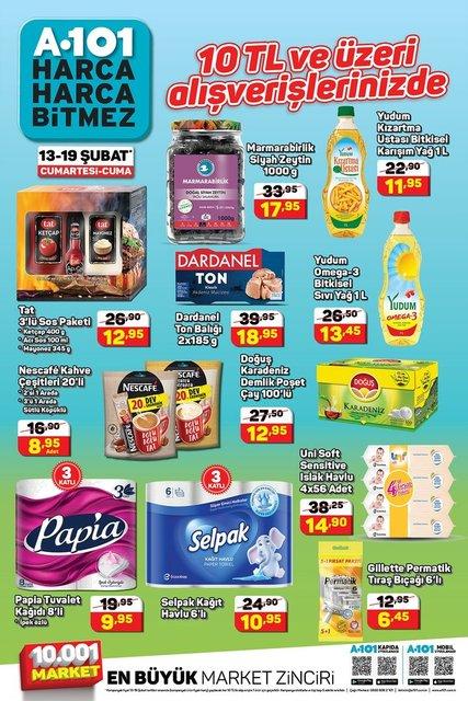 A101 BİM aktüel ürünler kataloğu! 15-16 Şubat A101 BİM aktüel ürünler kataloğu! İşte tam liste