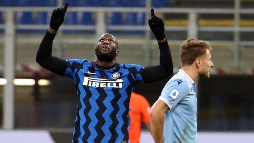 Inter: 3 - Lazio: 1 MAÇ SONUCU
