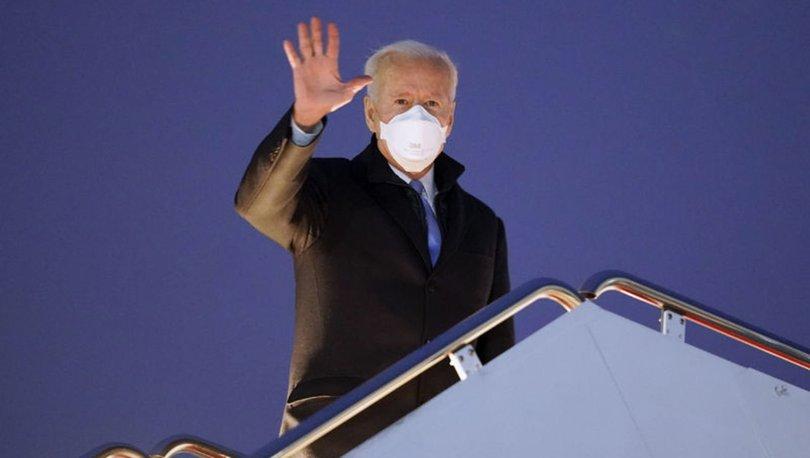 ABD Başkanı Biden, sanal G7 liderler zirvesine katılacak
