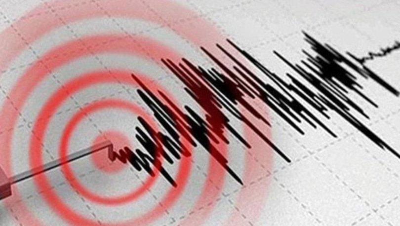Son dakika... Afyonkarahisar'da korkutan deprem!