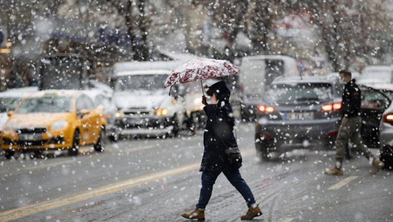 GİTMİYOR| Son dakika KAR uyarısı! 15 Şubat HAVA DURUMU - İstanbul - Ankara