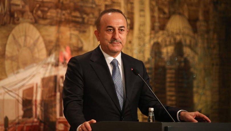 SON DAKİKA: Dışişleri Bakanı Mevlüt Çavuşoğlu'ndan Batı'nın terörizme 'sessiz kalmasına' tepki! - Haberler